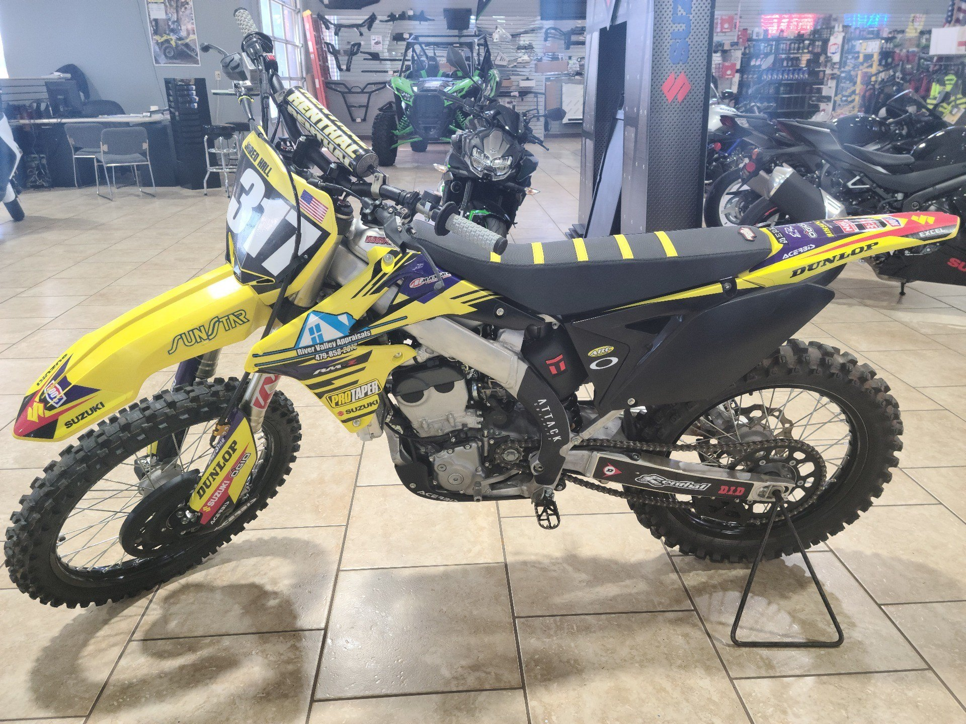 2018 Suzuki RM-Z250 in Rogers, Arkansas - Photo 3