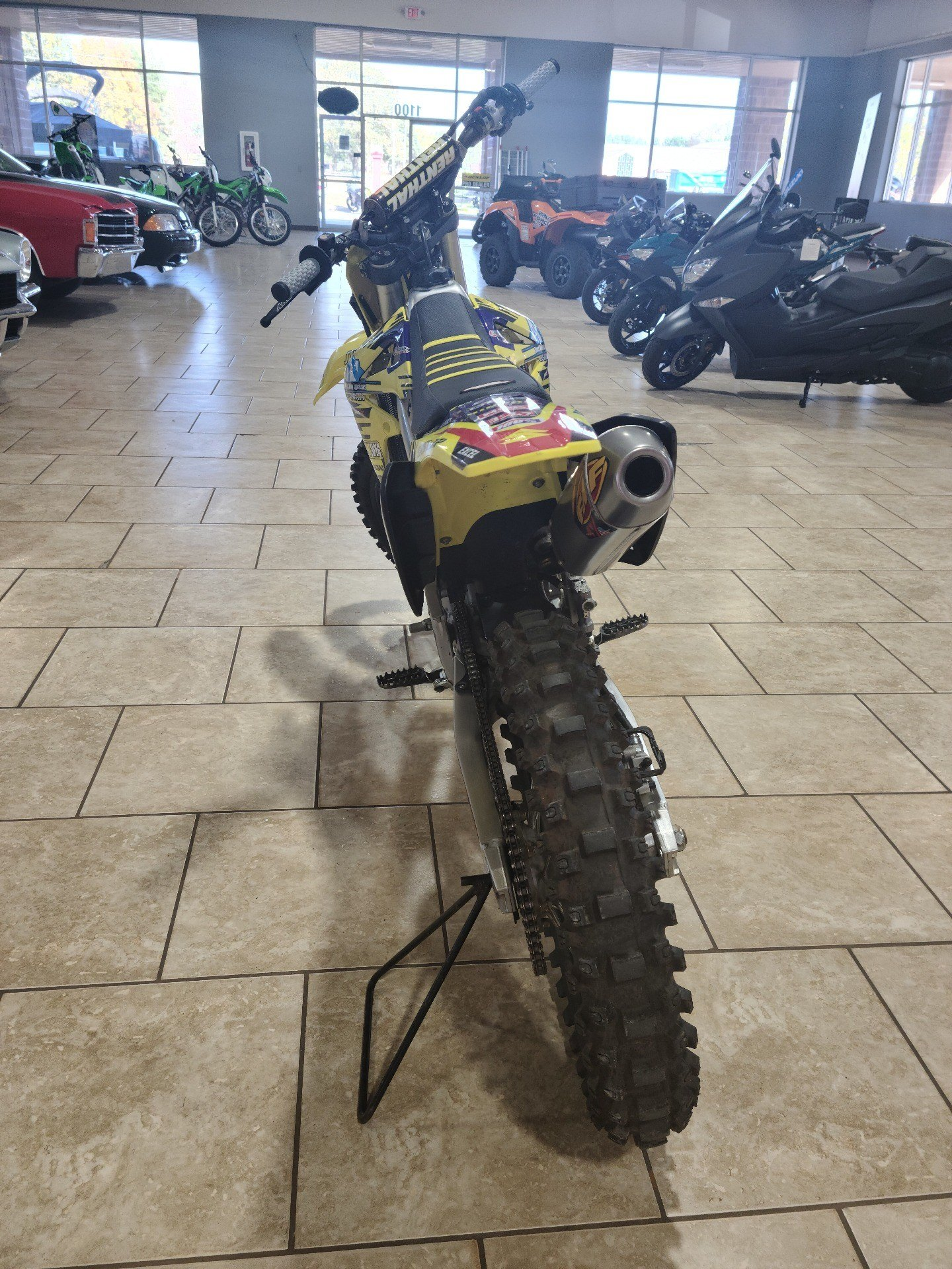 2018 Suzuki RM-Z250 in Rogers, Arkansas - Photo 4