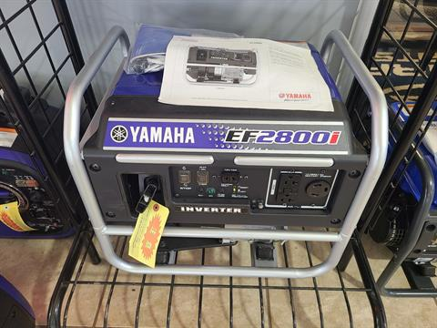 Yamaha EF2800i Generator in Rogers, Arkansas - Photo 1