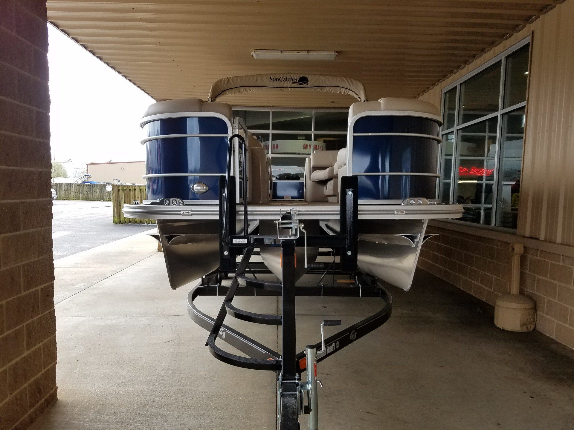 2020 SunCatcher X324 SS in Rogers, Arkansas - Photo 2