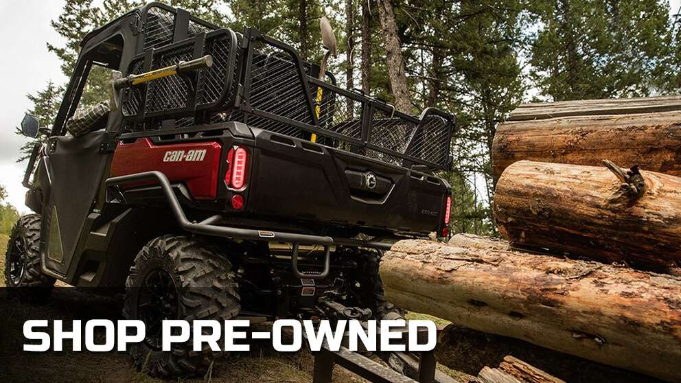 Shop Pre-Owned Inventory at Statesboro Powersports