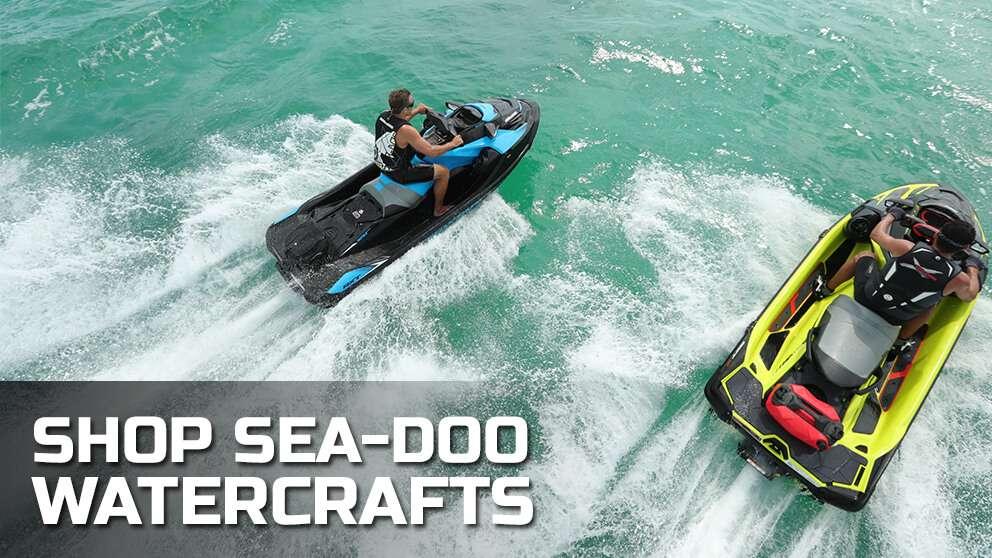 Shop Sea-Doo Watercrafts at Statesboro Powersports