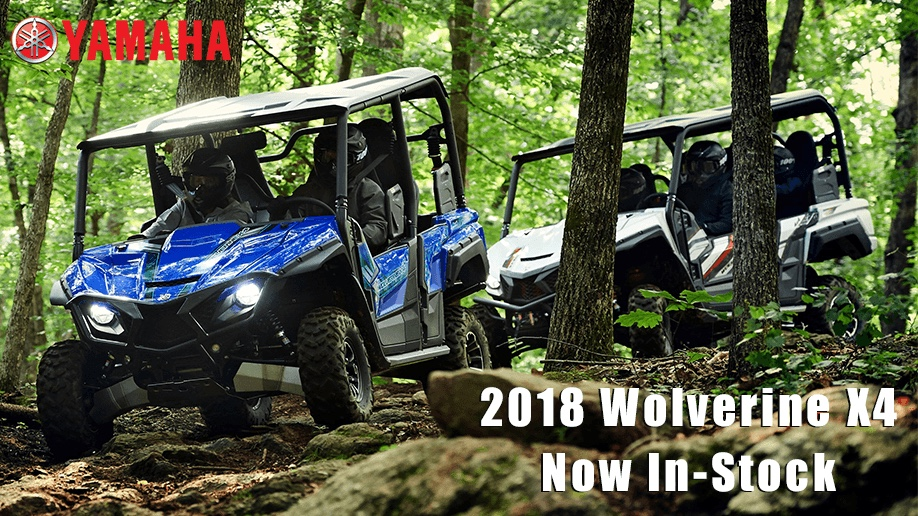 2018 Wolverine K4 Now In-Stock