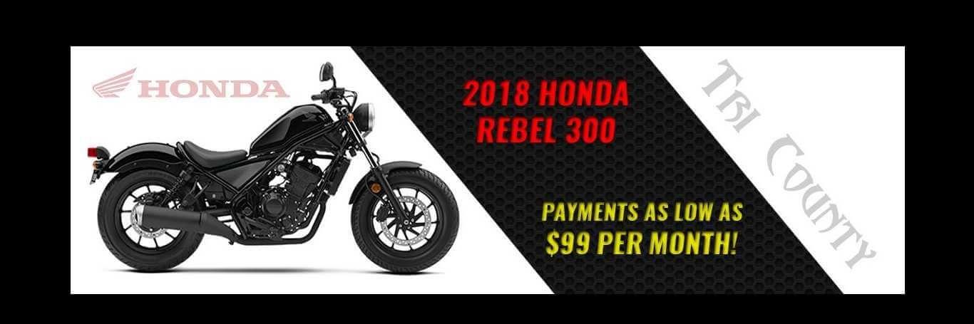 2018 Honda Rebel
