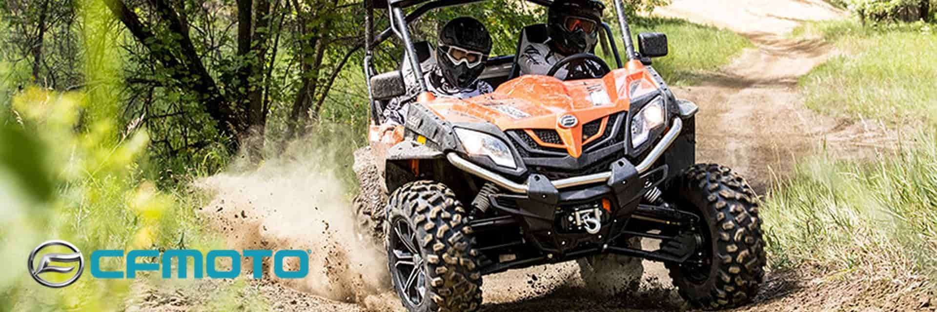 CFMoto is available at Ronnie's Motors Sports | Guilderland, NY
