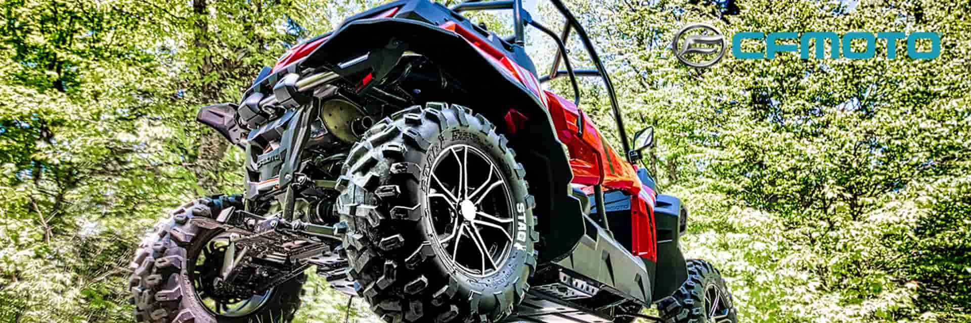 CFMOTO is available at Ronnie's Motor Sports | Guilderland, NY
