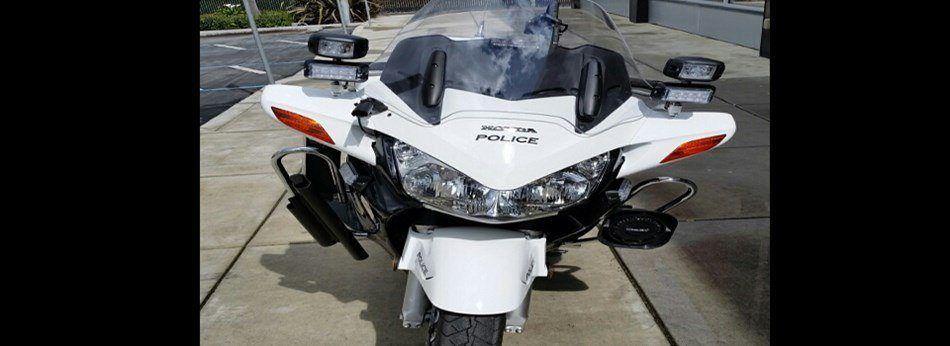 Law Enforcement Motors at Hollister Powersports