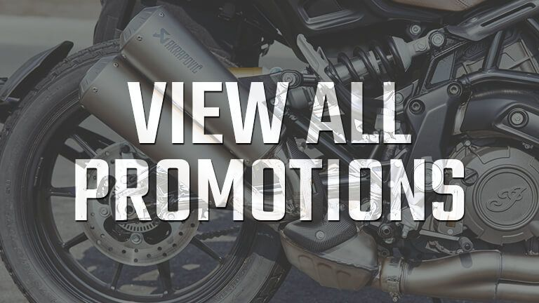 Shop Promotions at Hollister Powersports