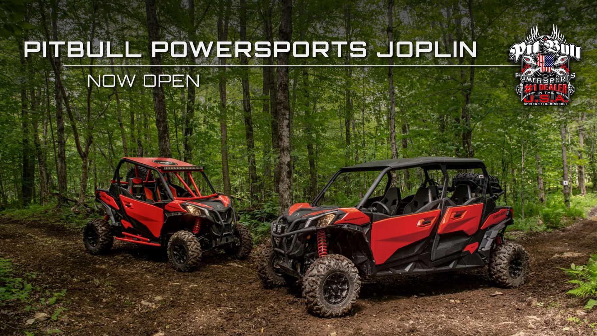 Pitbull Powersports Joplin Location Now Open