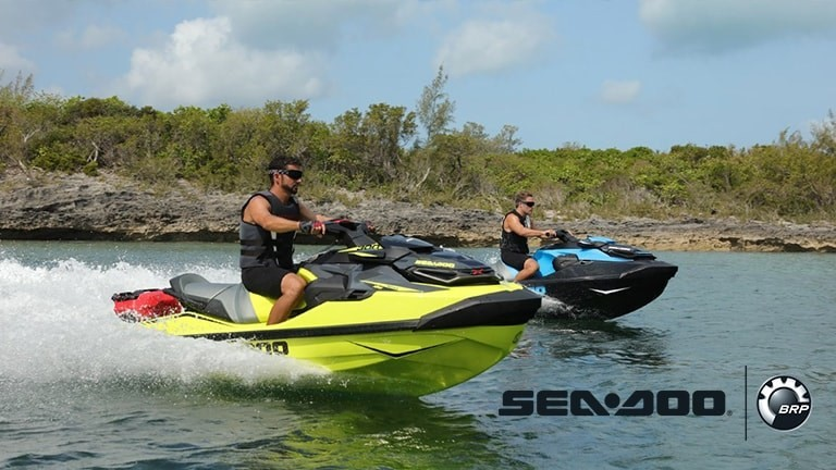 Sea-Doo sold at Lake Region Repair Inc.