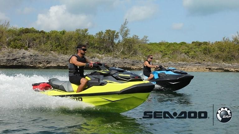 Sea-Doo sold at Lake Region Repair Inc.