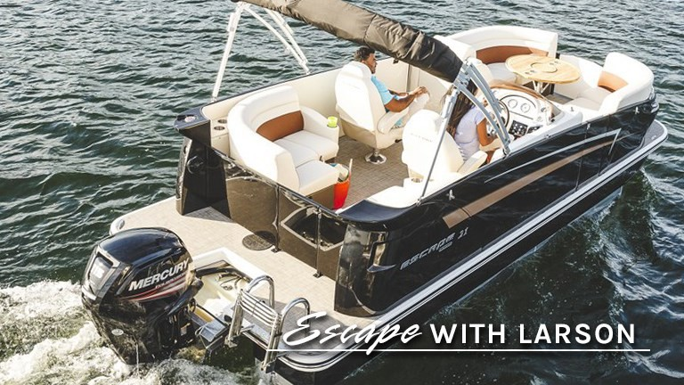 Larson Sold at Lake Region Repair Inc.