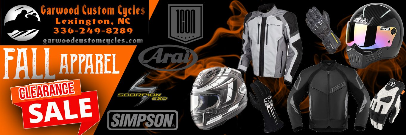 Garwood Custom Cycles | Custom Motorcycle Shop in Lexington, NC