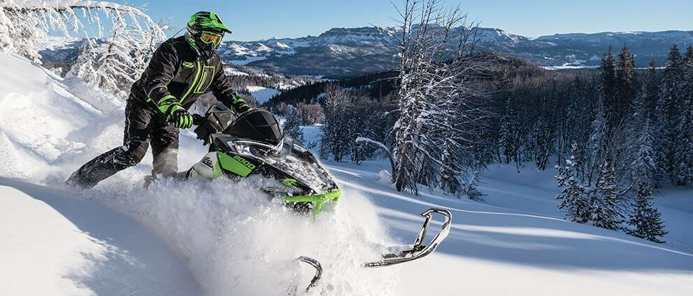 Shop Snowmobiles at Harrison Powersports