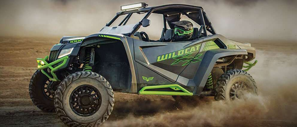 Shop Arctic Cat Side by Sides at Harrison Powersports