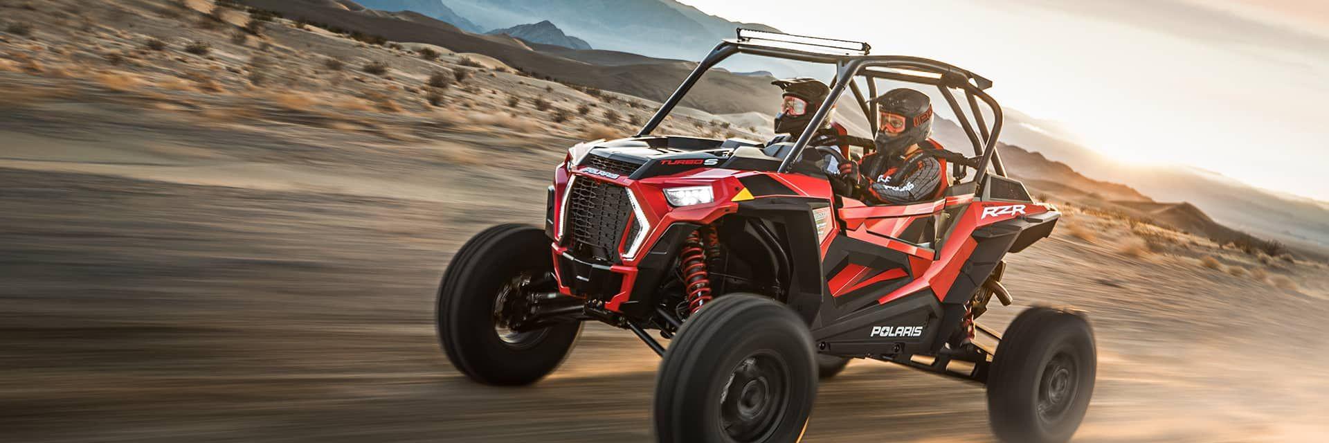 Shop for Polaris RZR XP Turbo at Jan-Cen Motor Sports