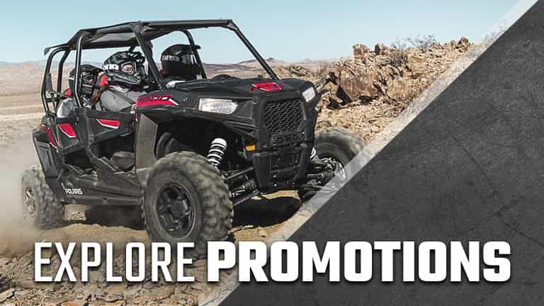 Explore Promotions at Jan-Cen Motor Sports