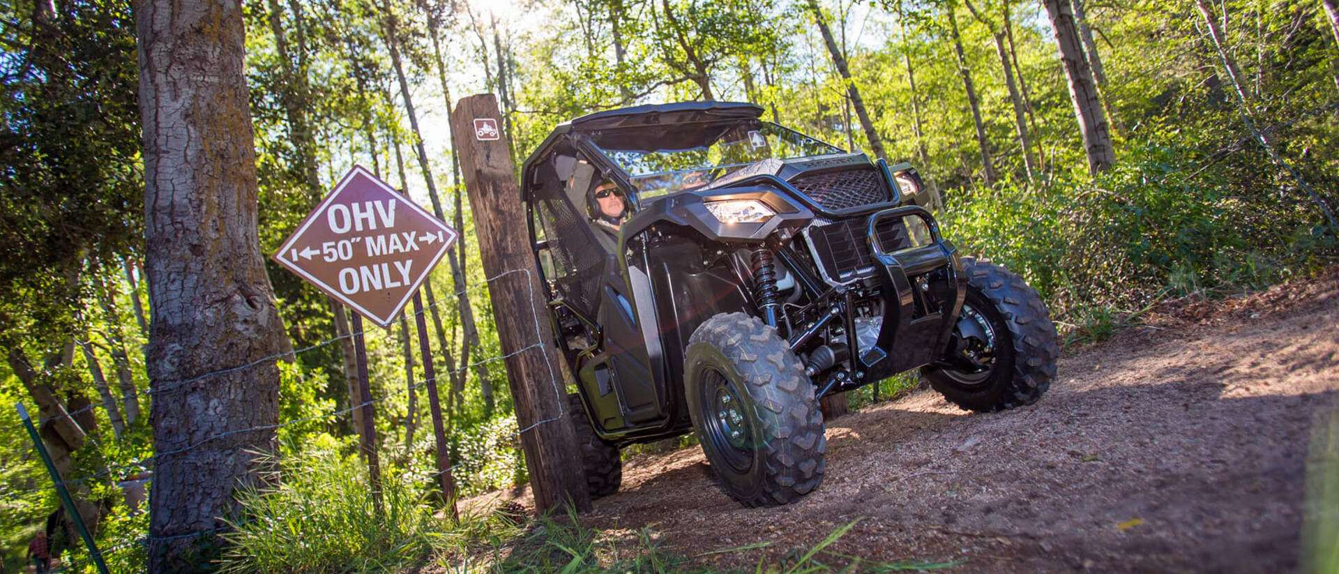 Shop Honda UTVs at Rod's Power Sports