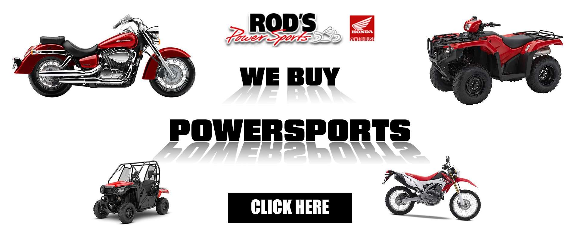 We Buy Powersports