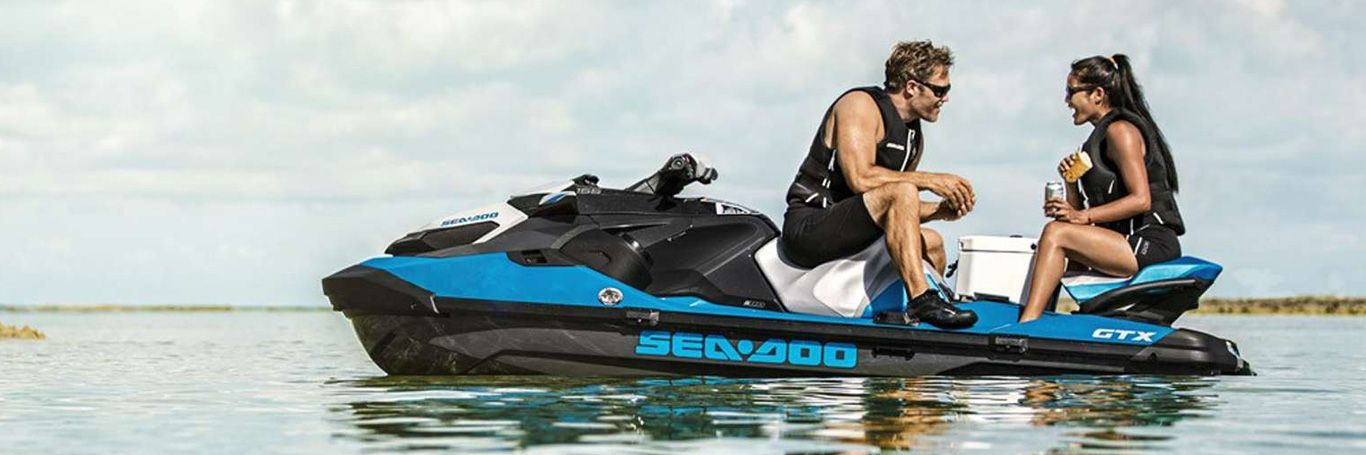 Sea-Doo models sold at Extreme Propulsion located in Cartersville, GA.
