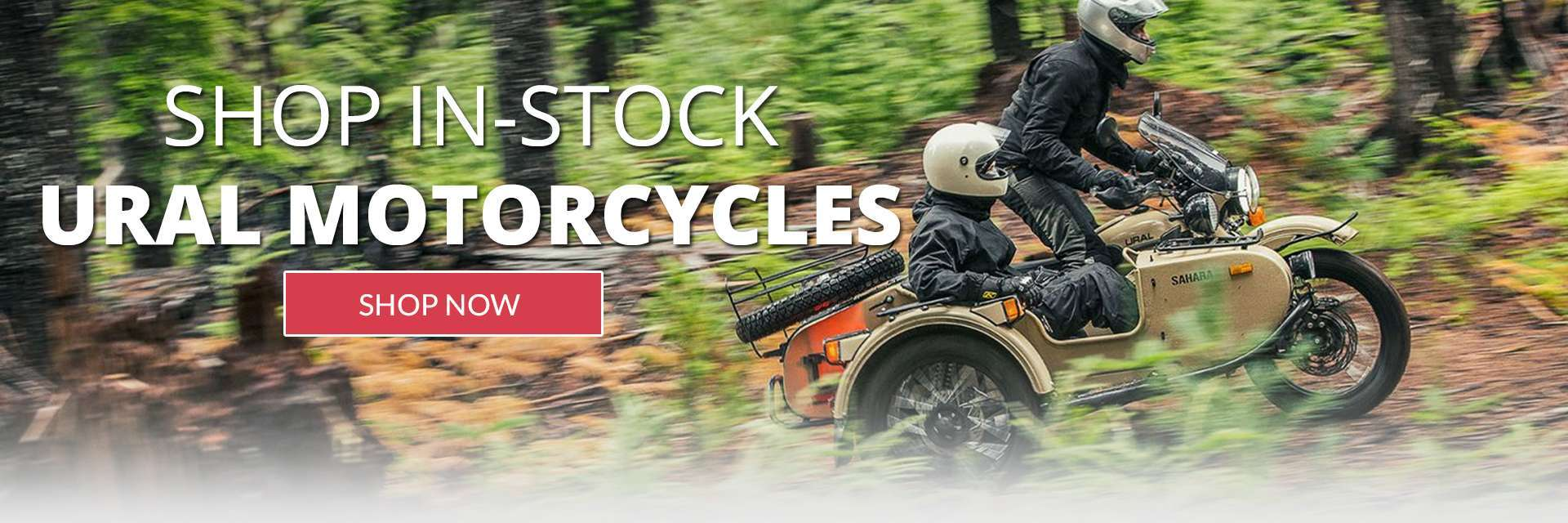New In-Stock Ural Motorcycles sold at Moto Italia in Edwardsville, IL.