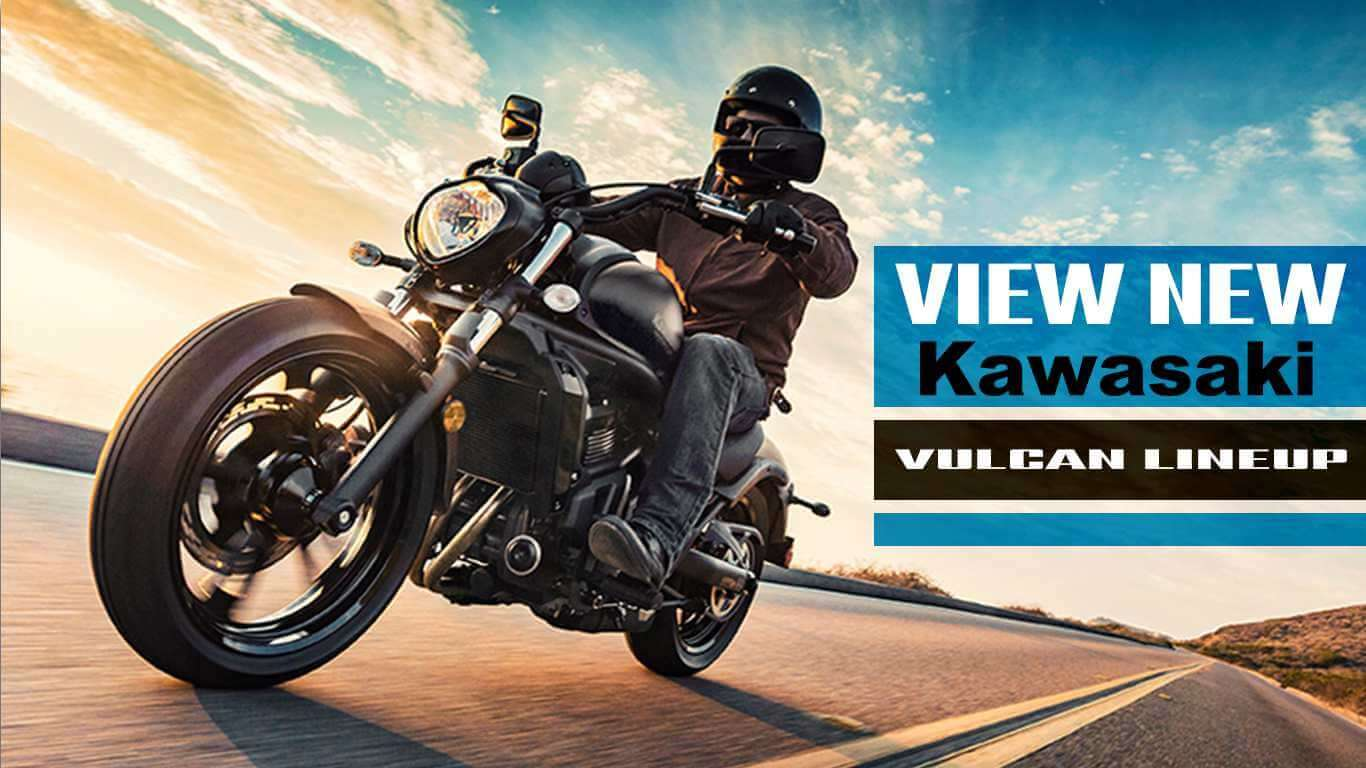 Thomas Honda & Kawasaki | View New Vulcan Line-Up