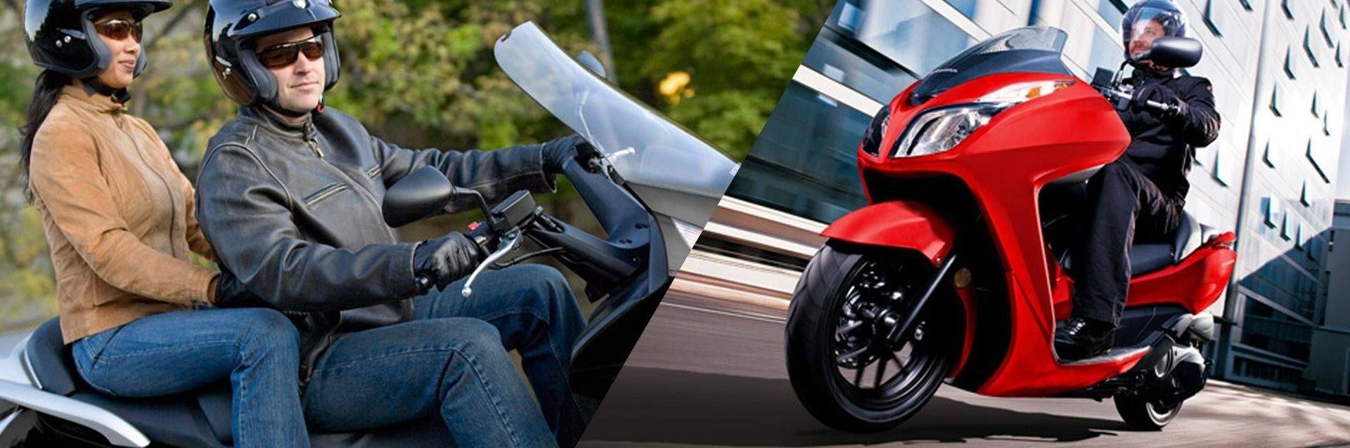 Motorcycle Dealer - New York Honda/Yamaha  Scooter, Parts