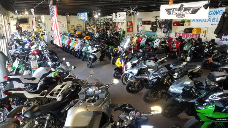 Tropical Scooters | Showroom