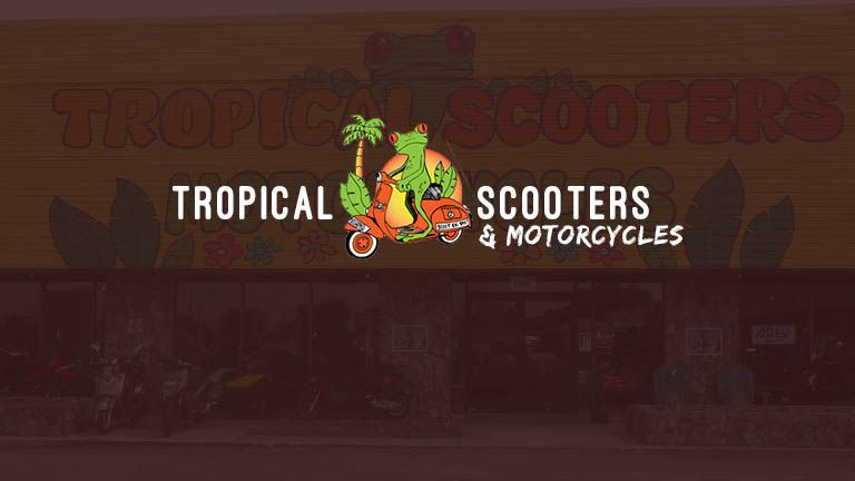 Tropical Scooters