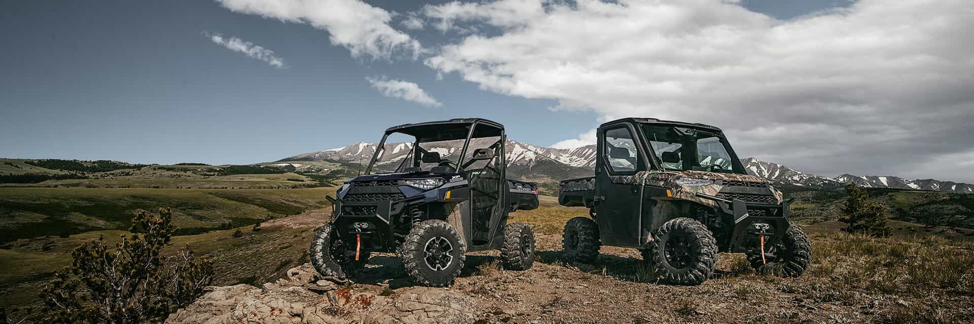 Polaris Utility Vehicles are available at Wilson's Marine | Newberry, SC