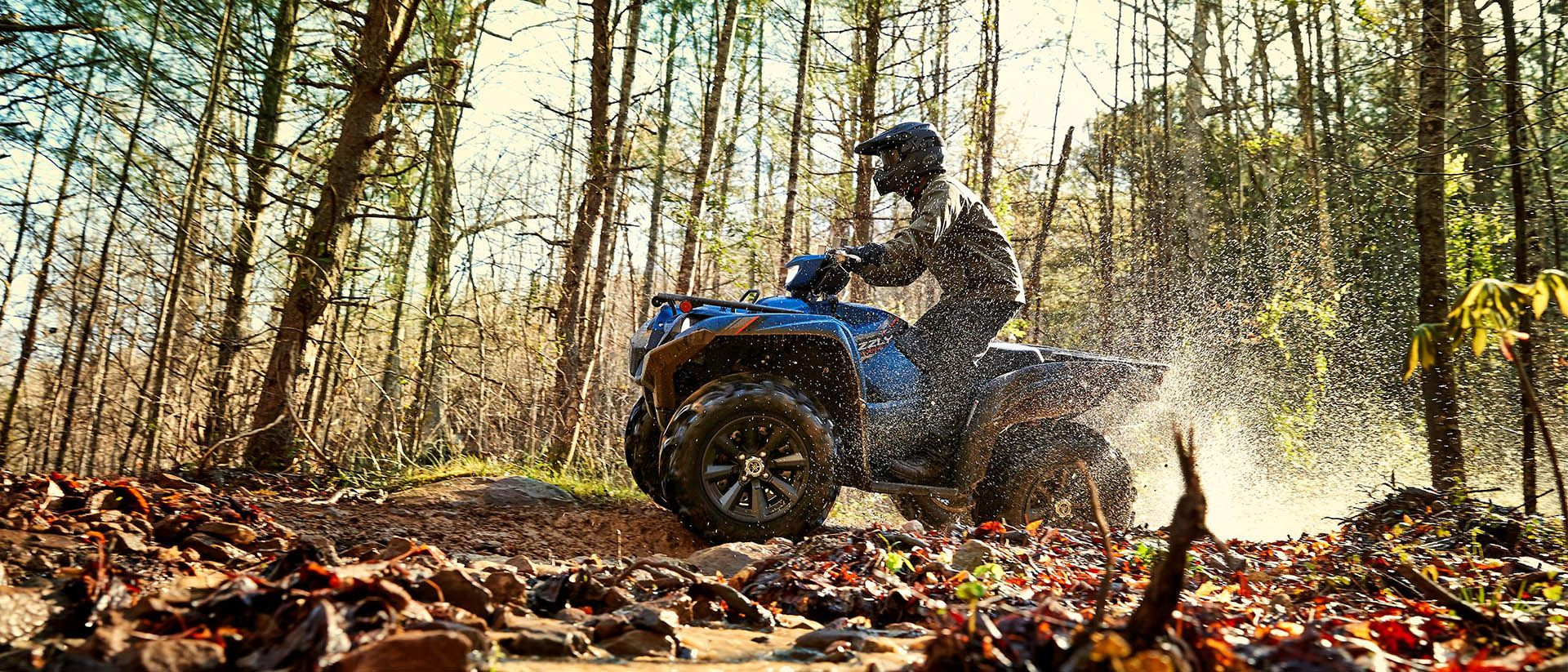 Yamaha ATVs for sale at Middletown Cycle in Franklin, OH