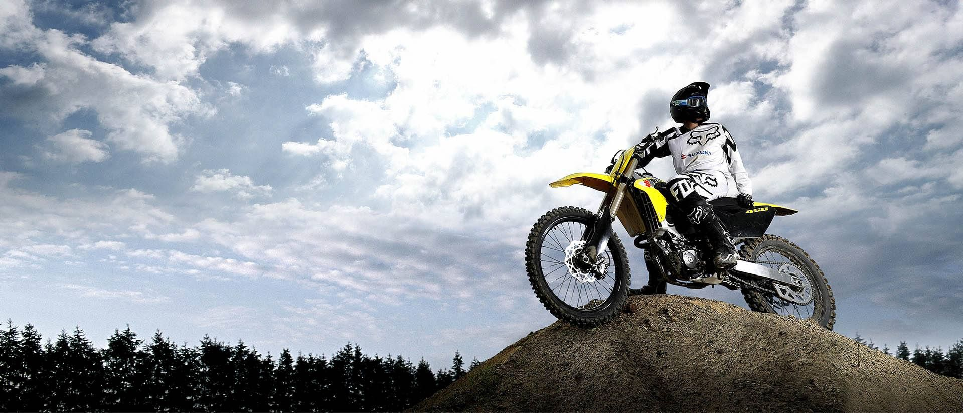 Suzuki Motocross Motorcycles for sale at Middletown Cycle in Franklin, OH