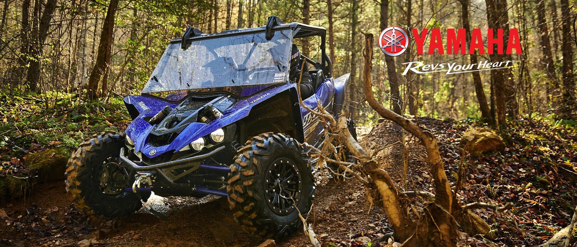 Yamaha Utility Vehicles for sale at Middletown Cycle in Franklin, OH