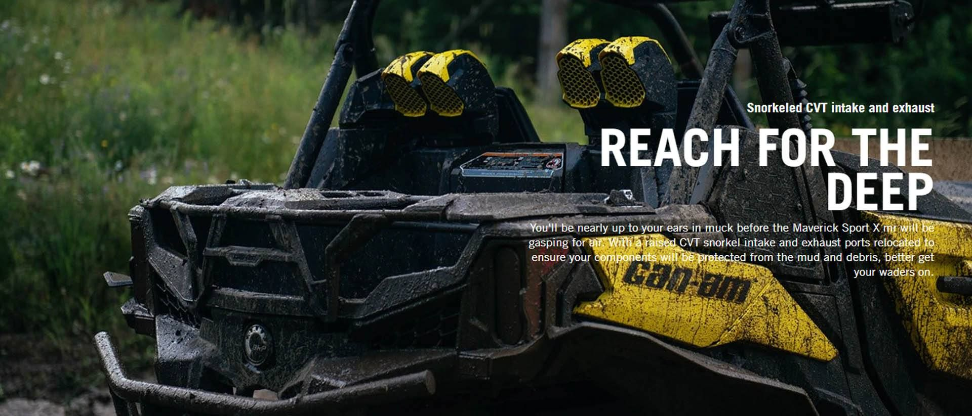 Can-Am Utility Vehicles for sale at Middletown Cycle in Franklin, OH
