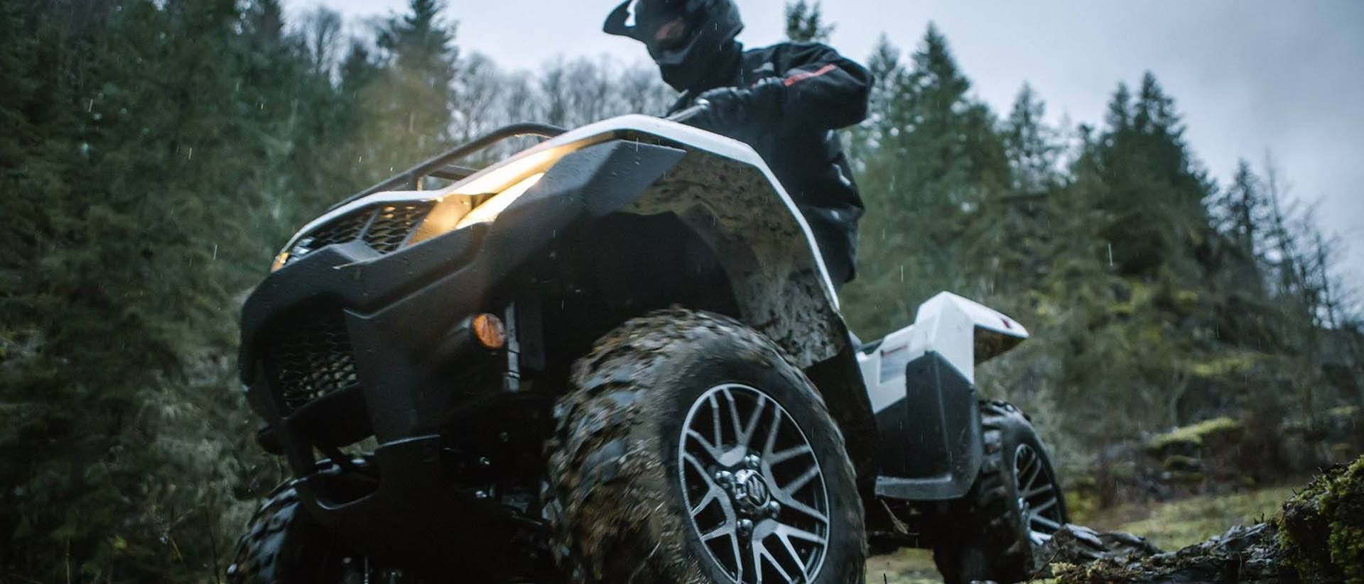 Suzuki ATVs for sale at Middletown Cycle in Franklin, OH