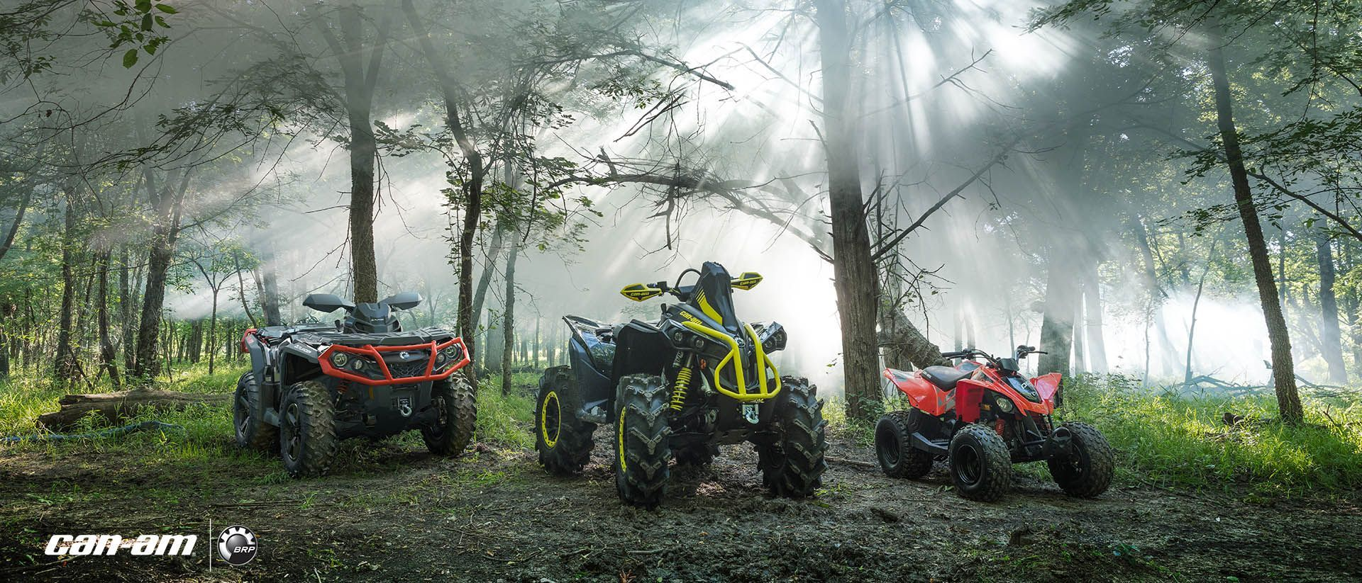 Can-Am ATVs for sale at Middletown Cycle in Franklin, OH