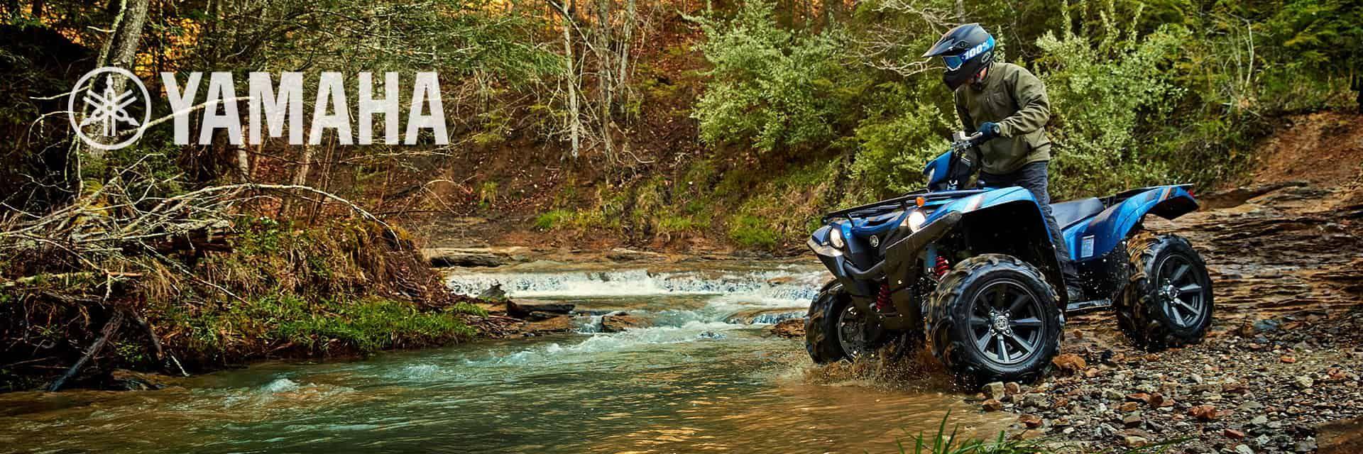 Yamaha is available at Sharp's Motorsports | Amarillo, TX