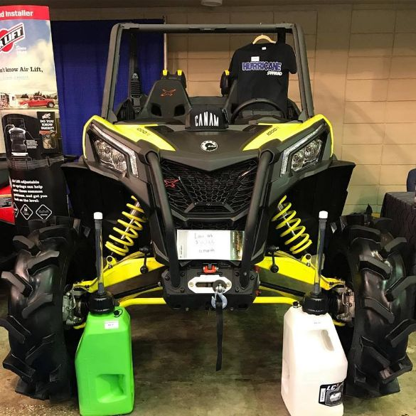 Can-Am Dealer in Lake Charles, Louisiana | Hurricane
