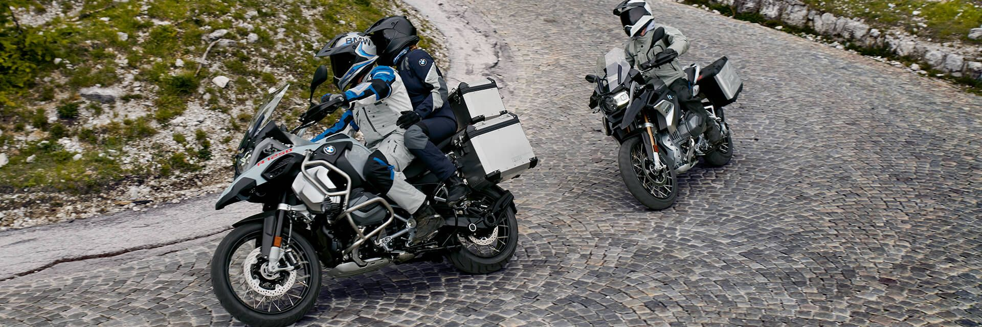 Motorcycles at Touring Sport