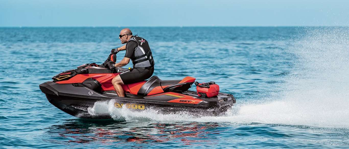 Sea-Doo models sold at RT Sales.