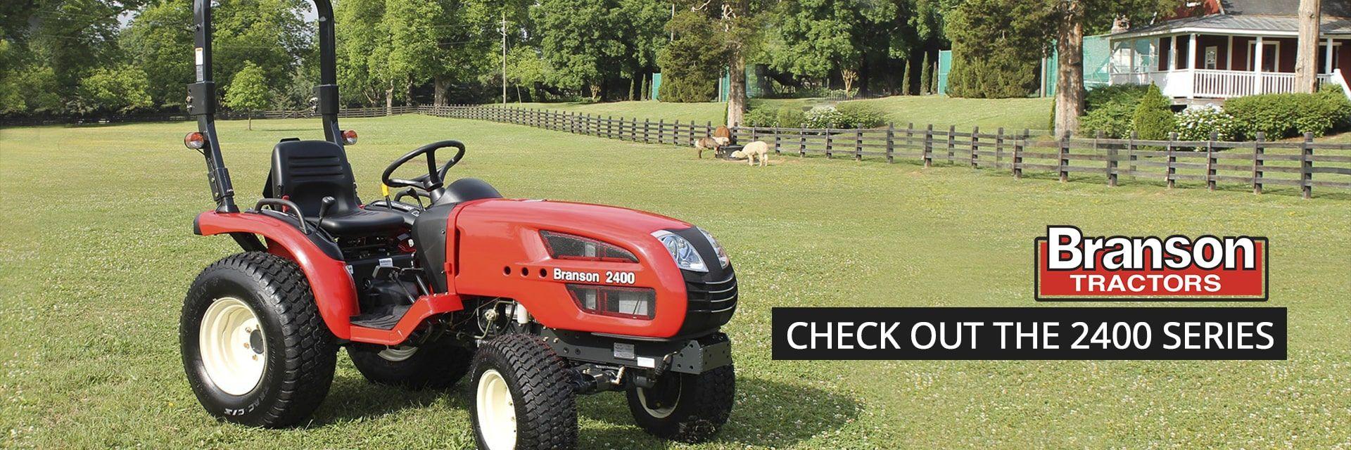Branson Tractor 2400 Series