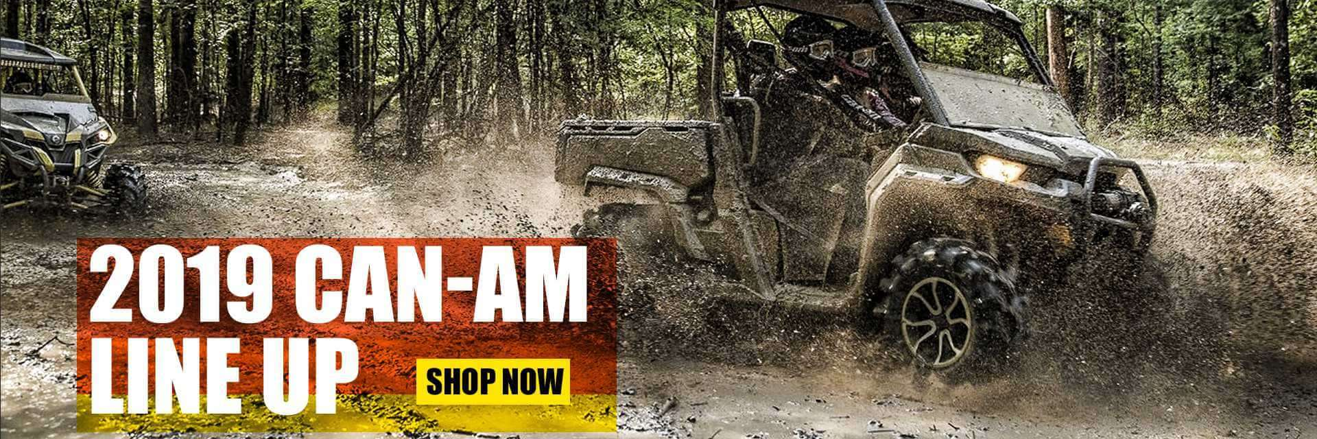 Cooper's Sales & Service | Can-Am