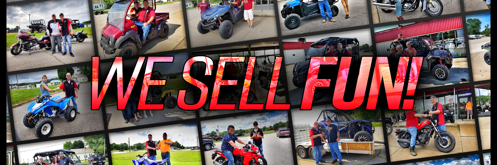 Big Hometown Motorsports | Motorcycles, ATVs, UTVs in