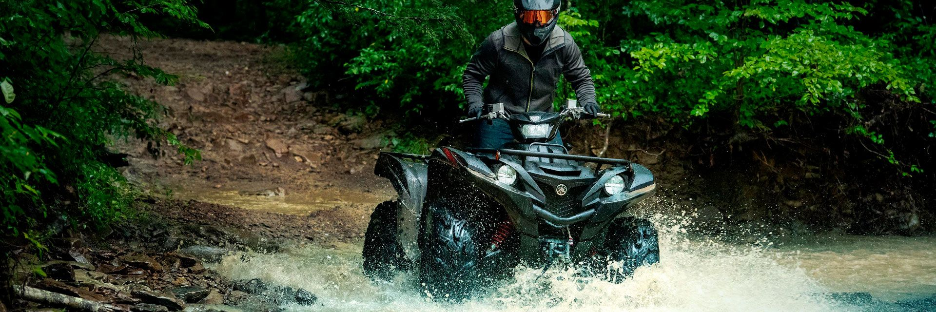 Yamaha Grizzly | Track n Trail