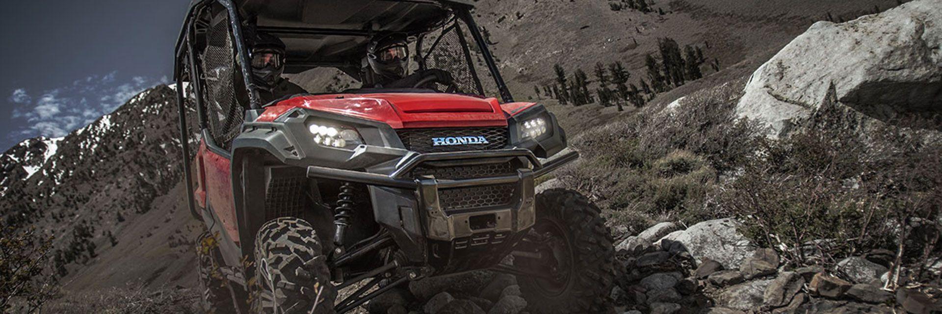 Honda Pioneer | Track N' Trail