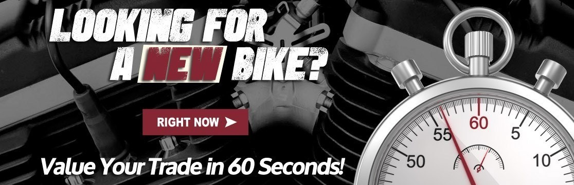 Value Your Trade-In at Mall of Georgia Indian Motorcycle