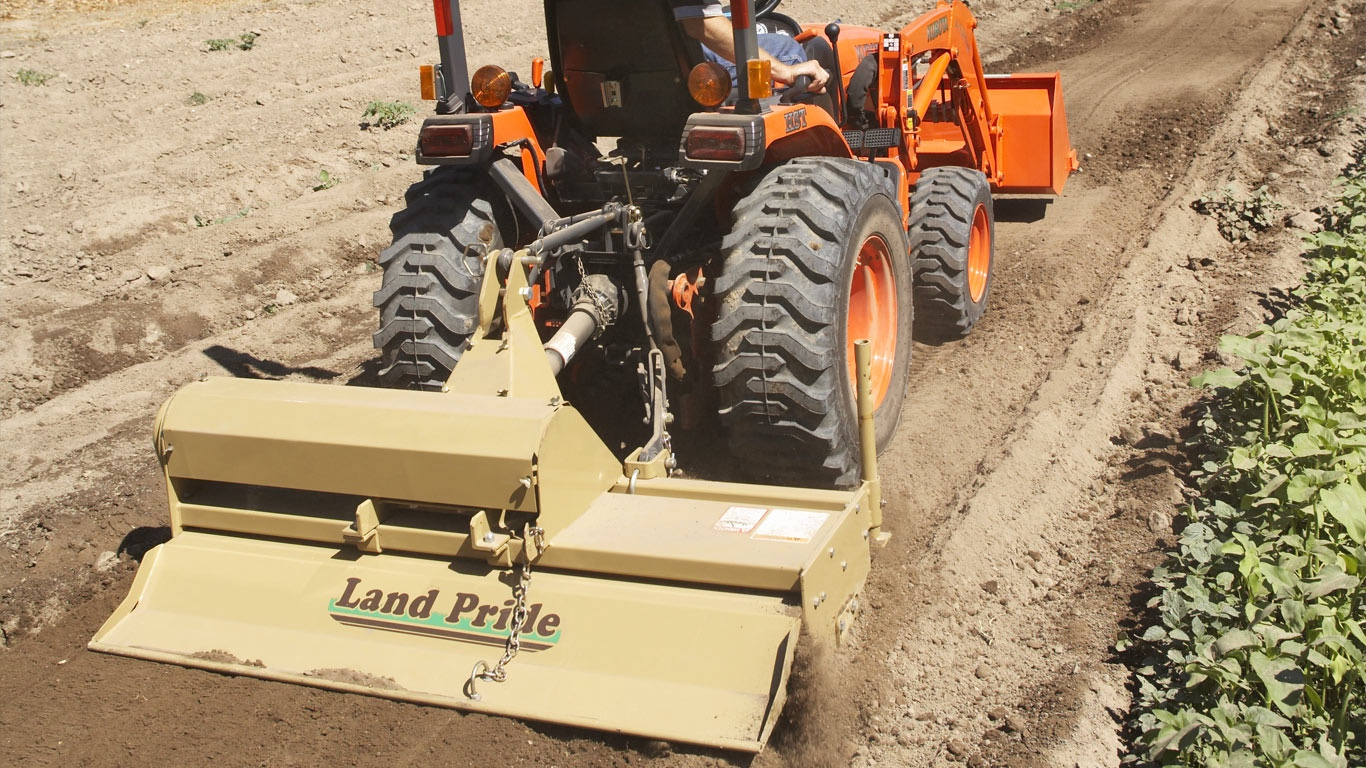 Land Pride Agriculture Equipment