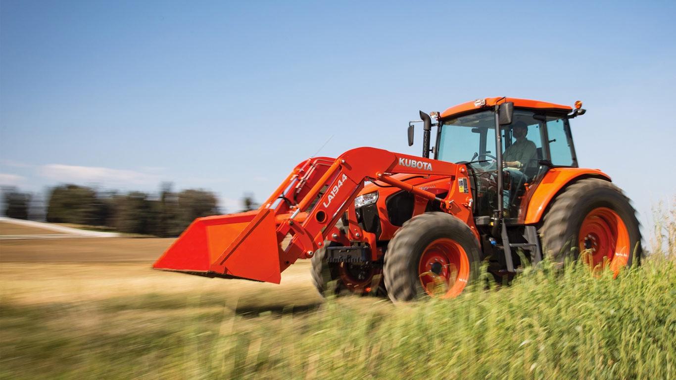 Kubota Utility Tractors