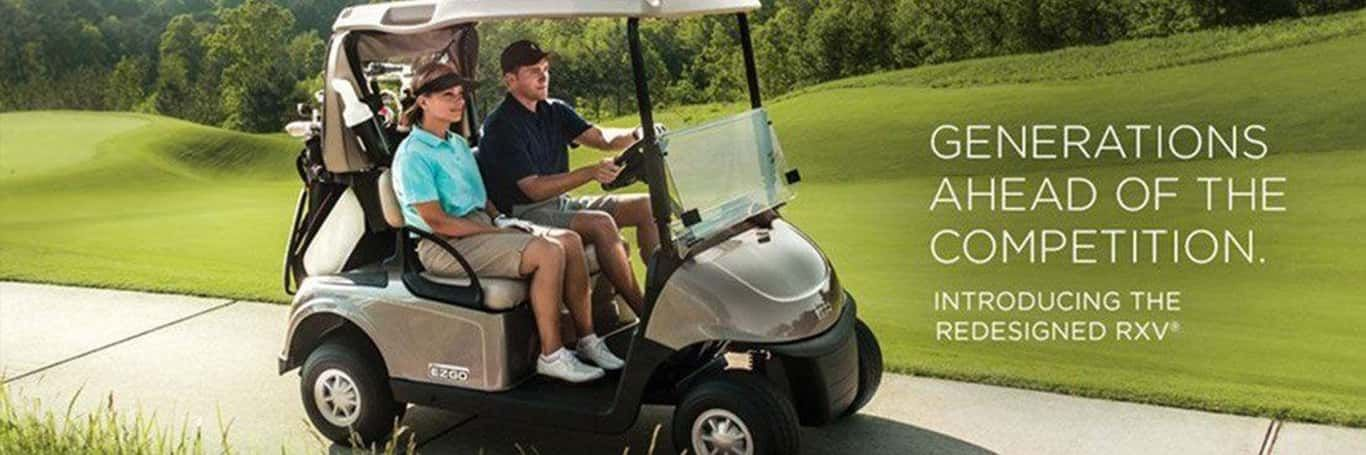 E-Z-GO is available at Ultimate Golf Carts | Otsego, MN