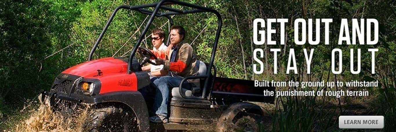 Club Car is available at Ultimate Golf Carts   Otsego, MN